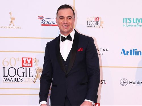 Shannon Noll has been filmed unleashing at a fan at a concert in Nyngan. (Getty Images)
