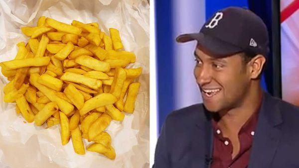 Matt Okine talks minimum chips