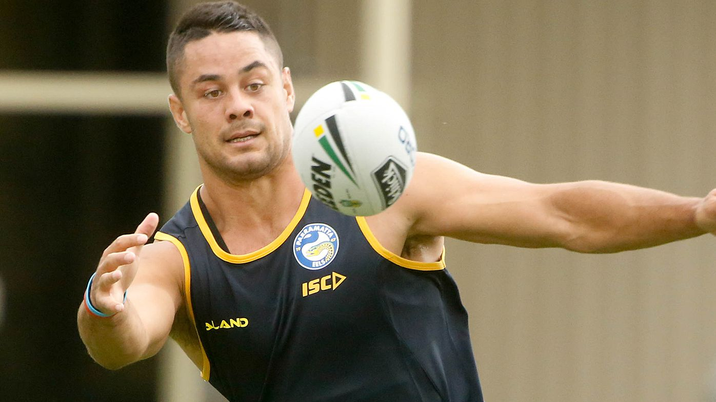 NRL: Parramatta Eels star Jarryd Hayne 'just needs to do his job' says Brad Arthur