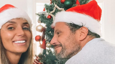 Snezana and Sam Wood are heading to WA for Christmas.