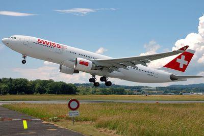 <strong>12. Swiss International Air Lines</strong>
