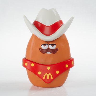 Cowboy McNugget (McDonald's): 1988