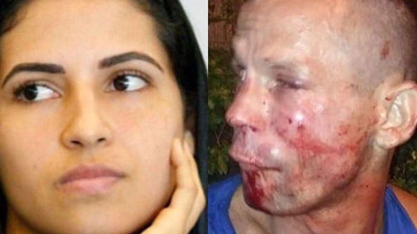 '#badf---ingidea': Dana White tweets photo of man who tried rob female UFC fighter Polyana Viana