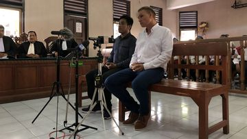 Aussie mates accused of Bali drug use give evidence in each other's trials