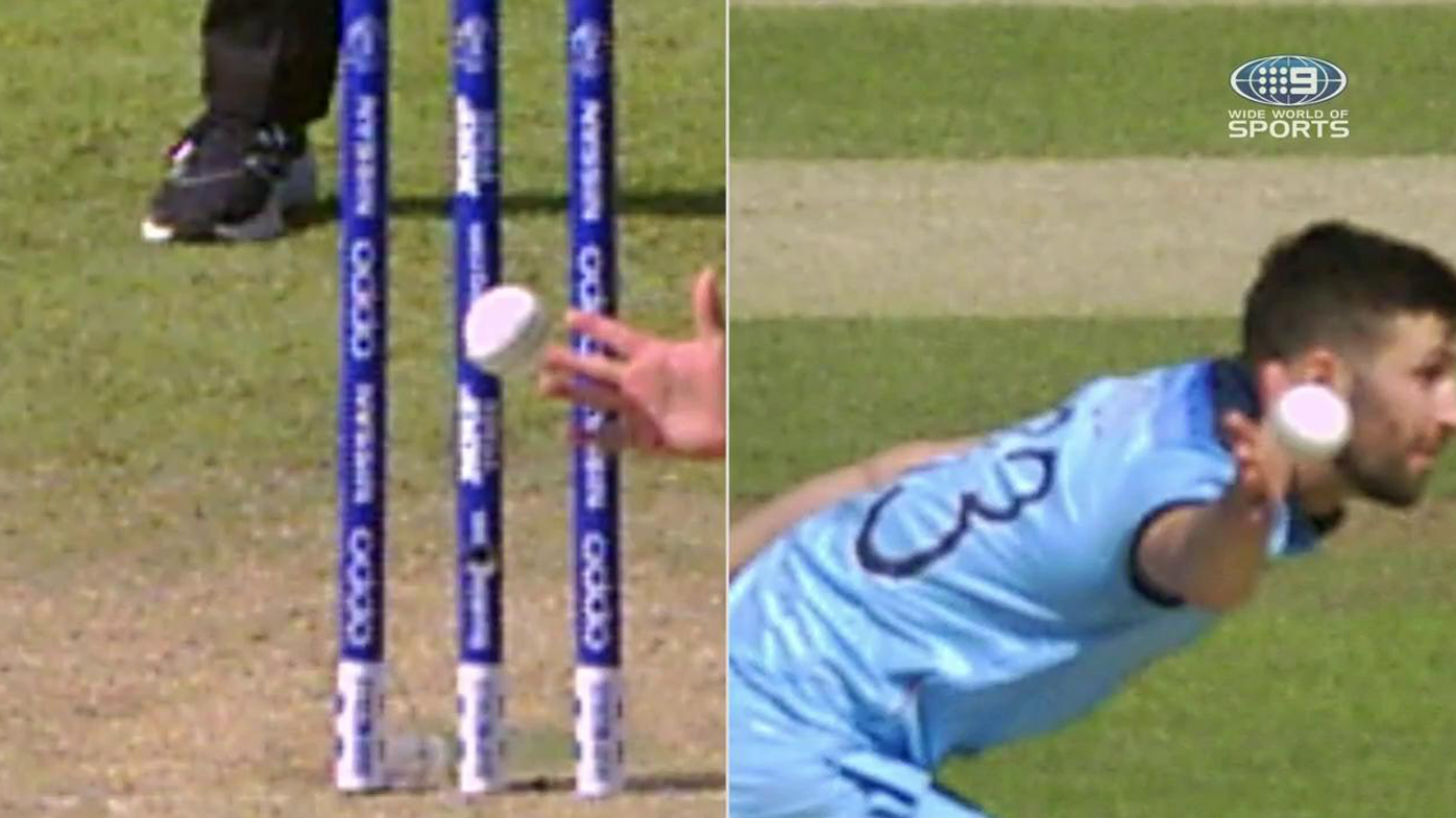 The moment of fortune that put England on path to semi finals