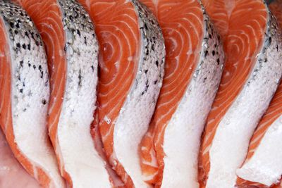 Not enough oily fish