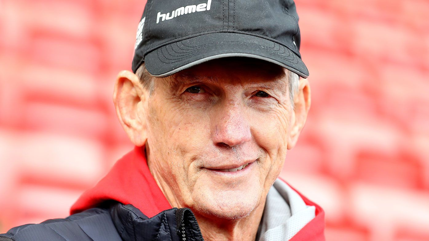 South Sydney Rabbitohs appoint Wayne Bennett as new head coach