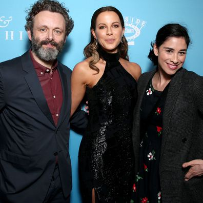 Michael Sheen, Kate Beckinsale and Sarah Silverman