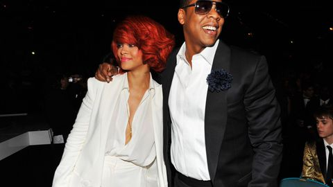 Cheers to that? Rihanna is dropping Jay Z as her manager