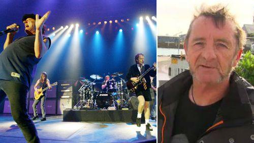 AC/DC drummer Phil Rudd back behind bars