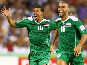 Iraq stun Iran in penalties thriller