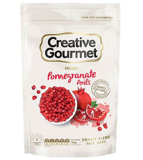 A 64-year-old woman has died from Hepatitis A linked to frozen pomegranates that were recalled nationally in April. Picture: Supplied.