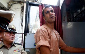 Aussie refugee soccer player to remain in Thai jail