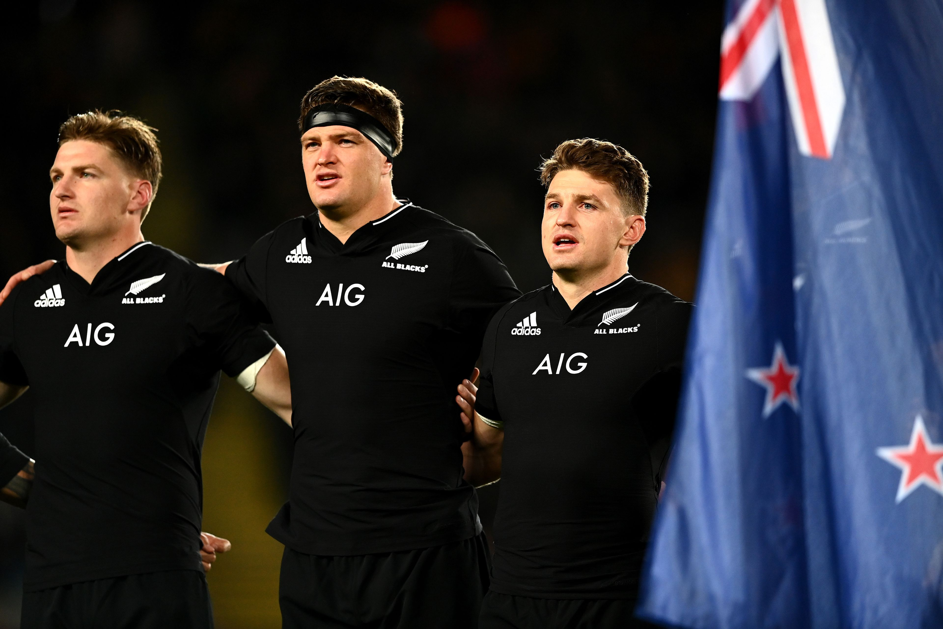 Rugby Championship: All Blacks team named to play Wallabies in third Bledisloe Cup Test