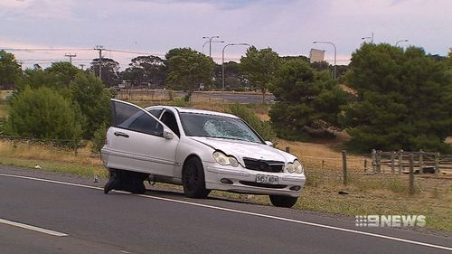 The fatal crash unfolded on Saturday.