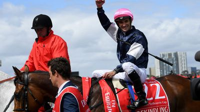 Brown admitted that he chased Lloyd Williams for the ride on Rekindling, and also trainer Joseph O'Brien, who gave him the prized mount on the strength of his resume.