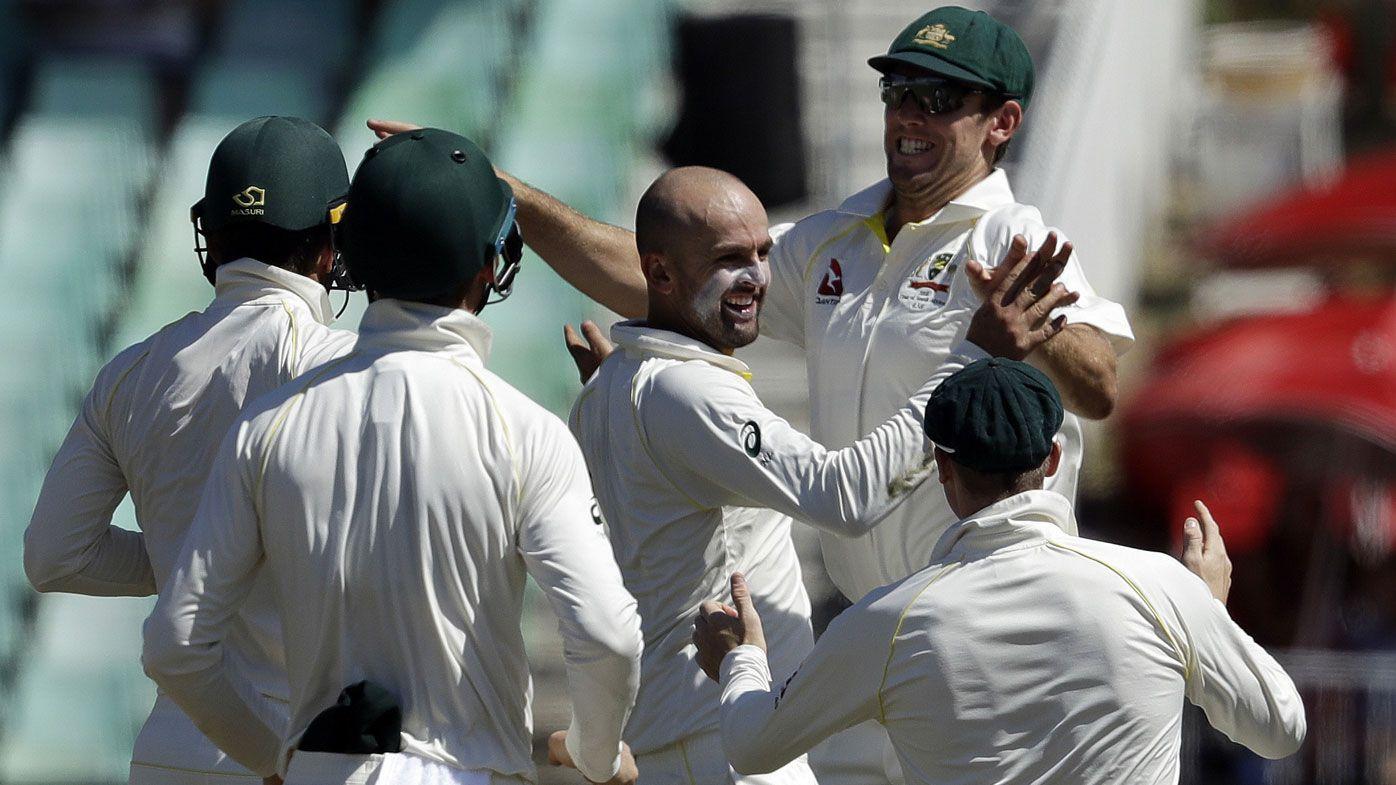 'Mentally tough' Lyon holds key to surprise win over Pakistan