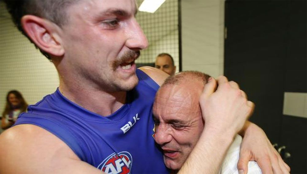 Tom and Tony Liberatore.(AAP)