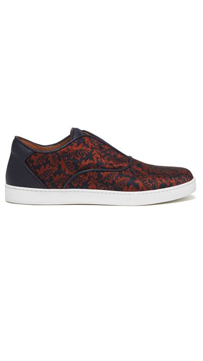 """<p><a href=""""http://www.mulberry.com/"""" target=""""_blank"""">Sneakers, $390, Mulberry</a></p>"""