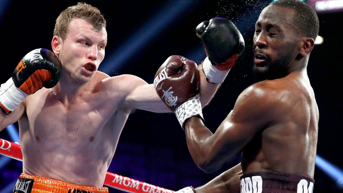 Boxing: 'Dollar signs' to dictate Jeff Horn's next move