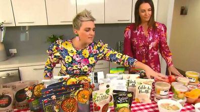 Jane de Graaff and Dr. Joanna McMillan talk the best tinned soups on the market