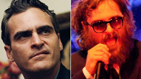 Joaquin Phoenix's bizarre rap hoax saved his career - or so he thinks