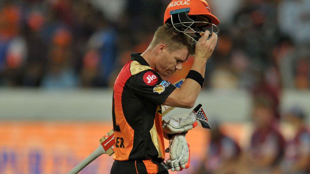 Australia's David Warner fails but Sunrisers Hyderabad still prevail over Delhi Daredevils in IPL
