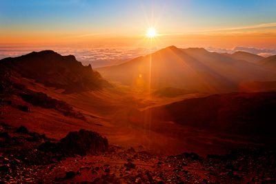 <strong>Haleakalā National Park,Maui, Hawaii</strong>