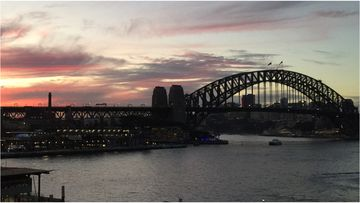 Work will be done on Sydney Harbour Bridge at night and during off-peak hours to try and minimise traffic disruption.