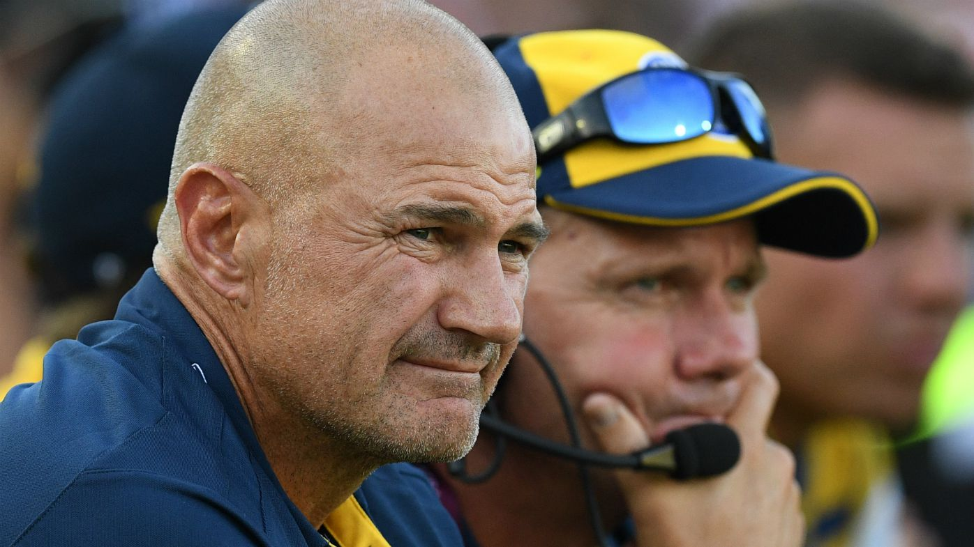 Gould: Arthur must look inwards to solve Eels disaster