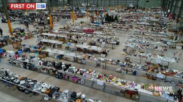 Brisbane to host 'world's biggest' garage sale