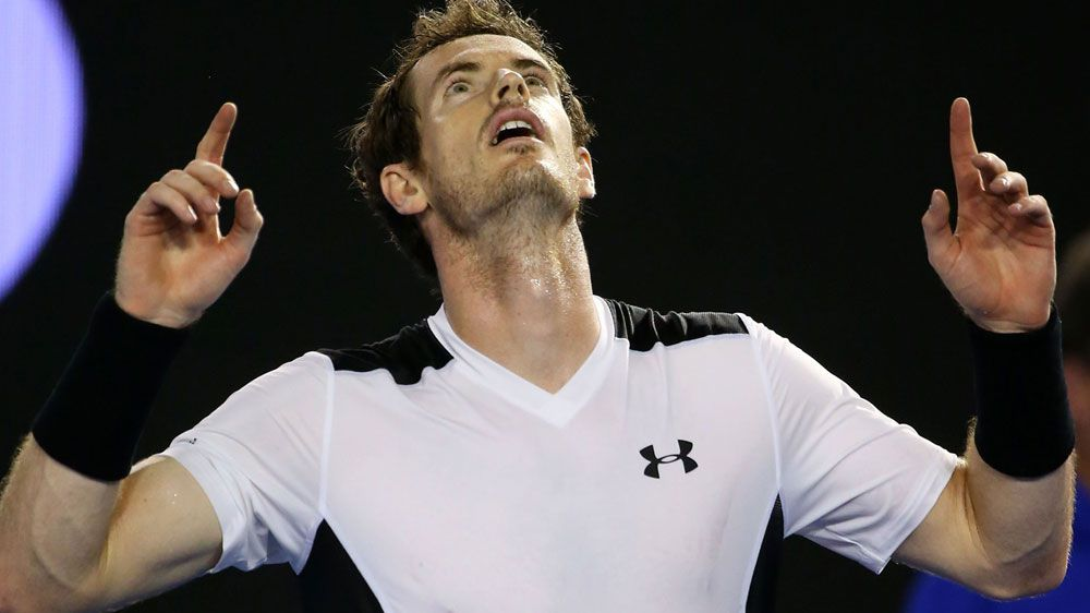 Murray, Raonic through to Aust Open semi