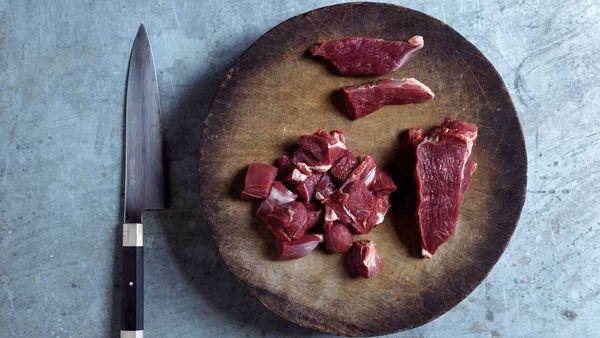 Goat meat. Image: MLA