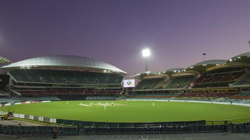 Adelaide Oval to host cricket's first ever day-night Test