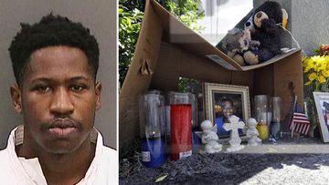 Howell Emanuel Donaldson. Donaldson, the suspect in a string of four slayings that terrorized a Tampa neighborhood. (Tampa Police Department via AP)
