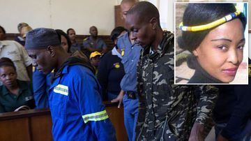 'Cannibal' men jailed for killing woman, eating body parts