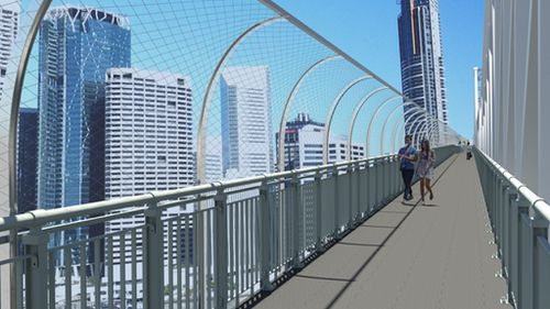 Story Bridge suicide barriers will start to go up next week