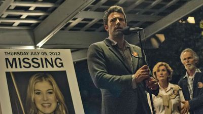 Ben Affleck in Gone Girl. He's come a long way since the low point of his career when he starred in Gigli.(Supplied)