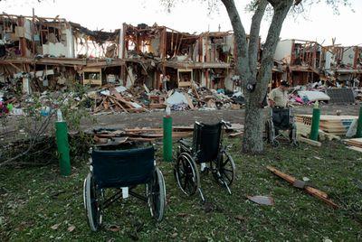 West Fertilizer Co. explosion in West, Texas