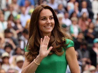 Kate Middleton sports patronage