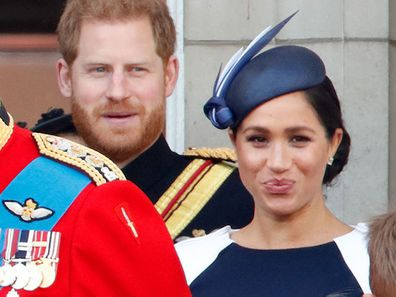 What really happened with Harry and Meghan on balcony