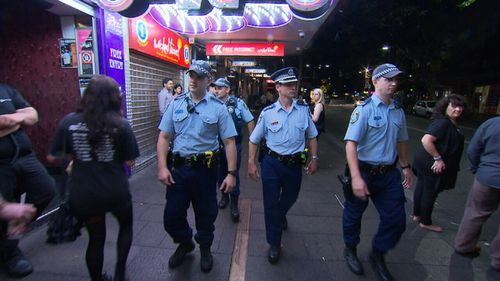 The Gold Coast has outstripped Kings Cross in Sydney as a target for crooks.