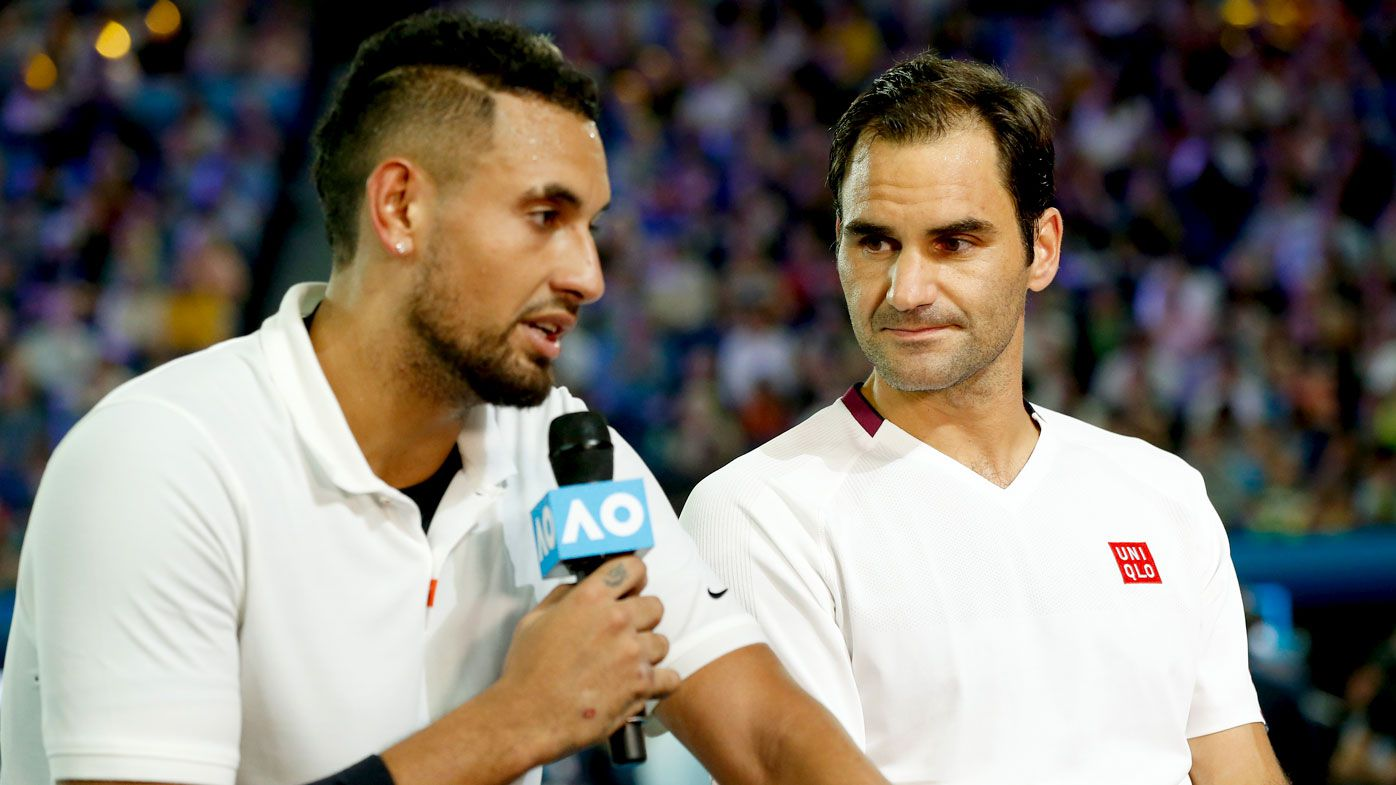 Federer concerned about air quality ahead of the Australian Open