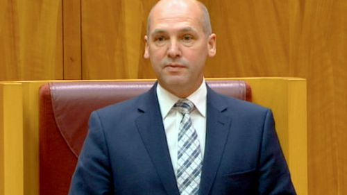 Stephen Parry was forced to quit yesterday.