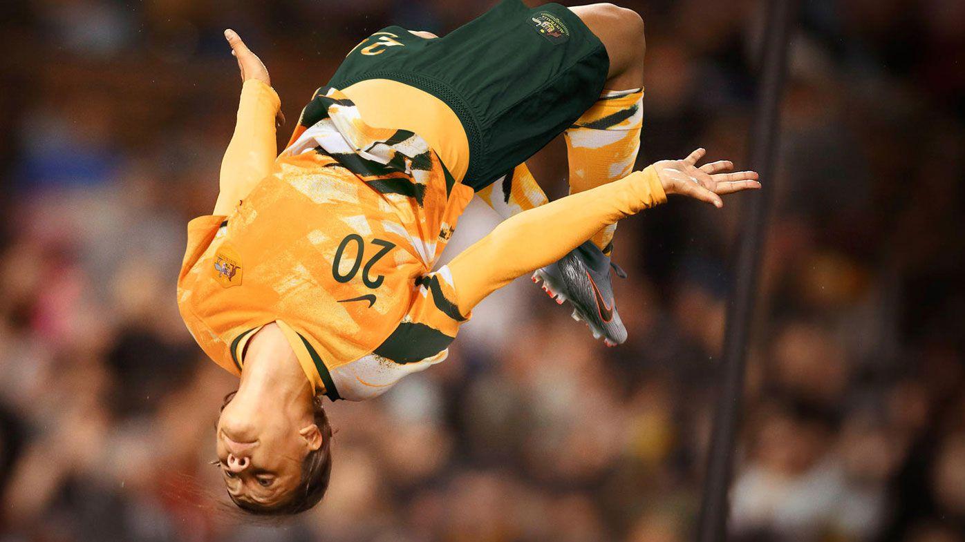 Matildas captain Sam Kerr reveals her biggest football regret