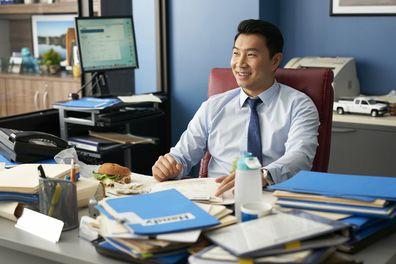 Simu Liu, Kim's Convenience