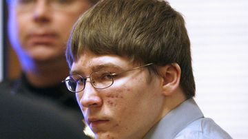 Brendan Dassey was 16 when he confessed to he had joined his uncle in raping and murdering photographer Teresa Halbach before burning her body. The case was explored in Making a Murderer on Netflix.