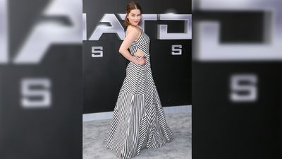 <p>Clarke attended the LA premiere of her film, <em>Terminator Genisys</em>, in June. </p><p>(AAP)</p>