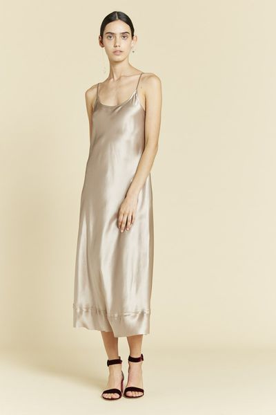 "<p>4. <a href=""https://leemathews.com.au/collections/new-arrivals/products/stella-long-slip-dress?variant=26488497929"" target=""_blank"">Lee Matthews</a>, Stella silk satin slip dress, $429</p> <p>The ultimate modern take on the '90s slip dress. </p> <p></p>"