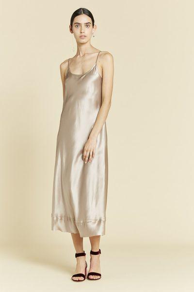 "<p>4.<a href=""https://leemathews.com.au/collections/new-arrivals/products/stella-long-slip-dress?variant=26488497929"" target=""_blank"">Lee Matthews</a>, Stella silk satin slip dress, $429</p> <p>The ultimate modern take on the '90s slip dress.</p> <p></p>"